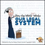 Link to How the World REALLY Works: Our Legal System Cover