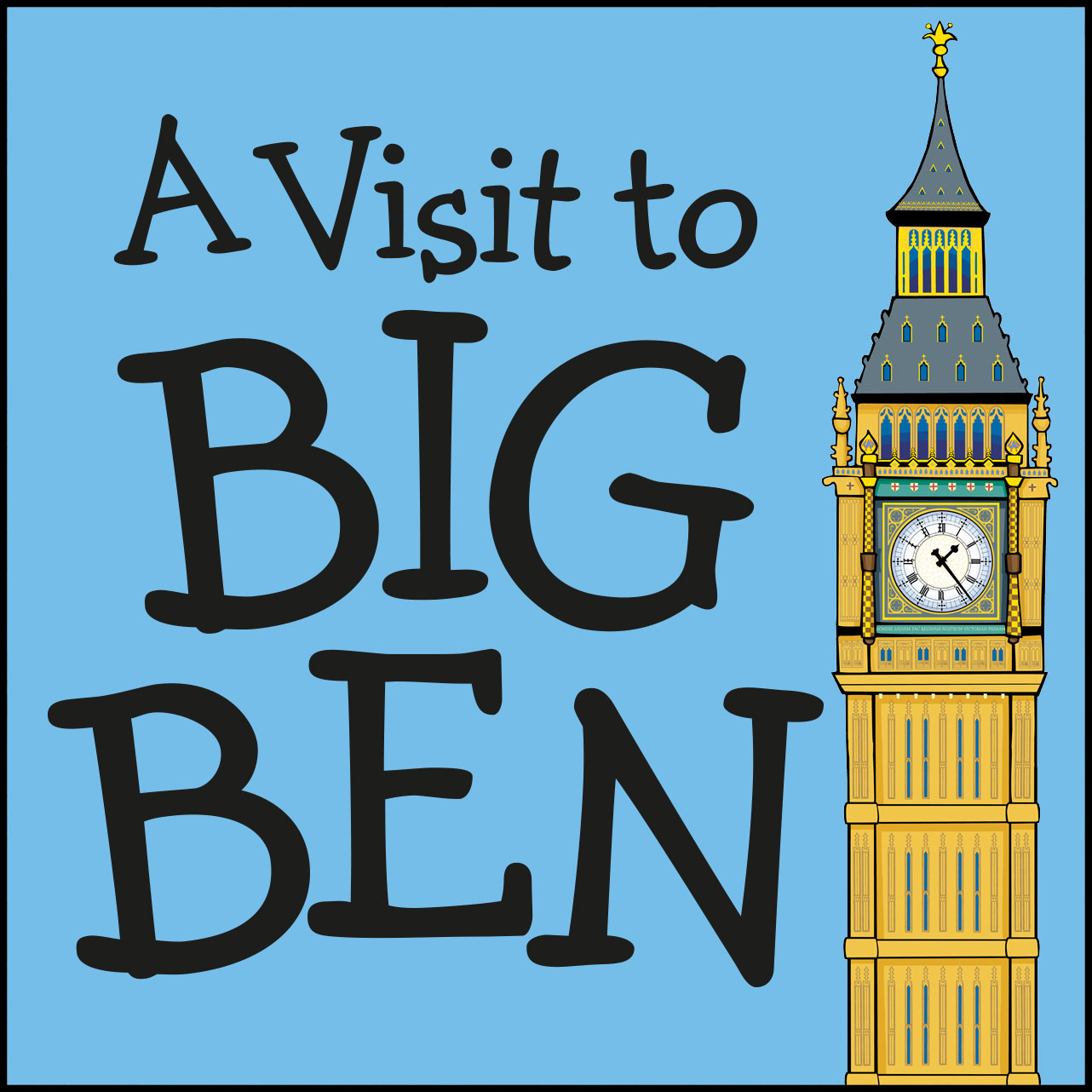 Link to 'A Visit to Big Ben' Video