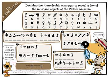 Puzzle: Hieroglyphics