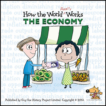 'How the World REALLY Works: The Economy' Book Cover