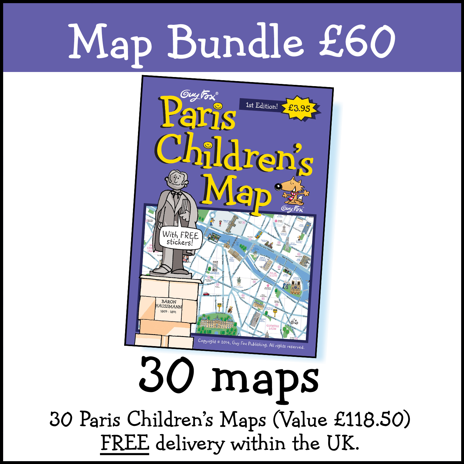 30 Maps for £60