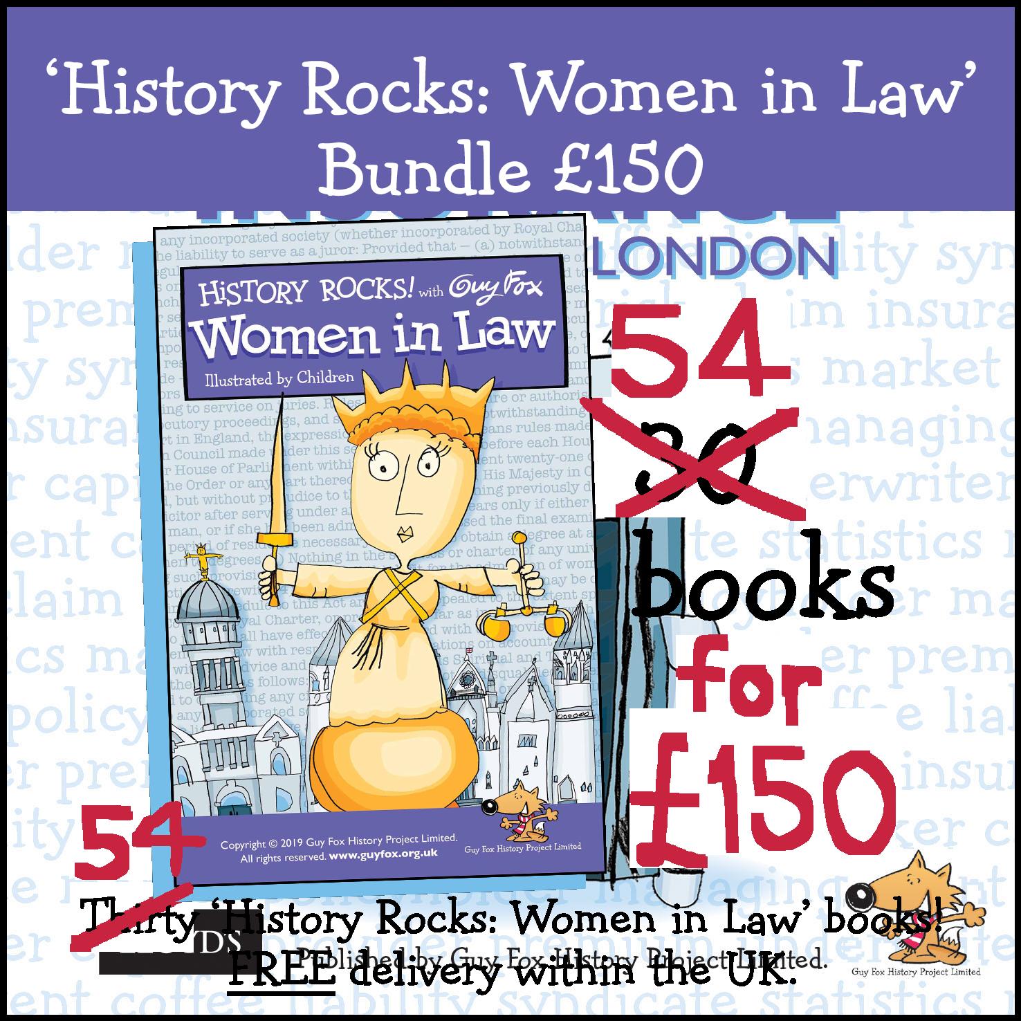 Women in Law Book Bundle
