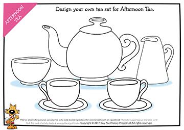 Create: A Tea Set