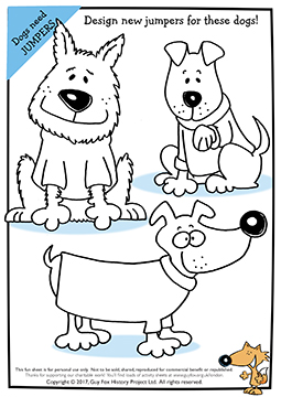Create: Sweaters for Dogs