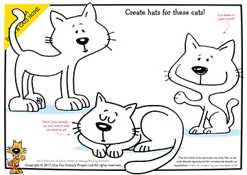 Create: Hats for Cats