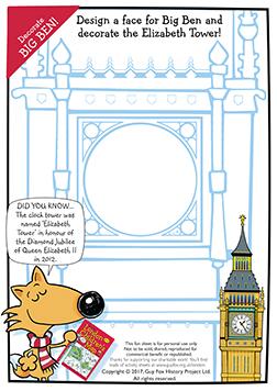 Create: Big Ben's Clock Face