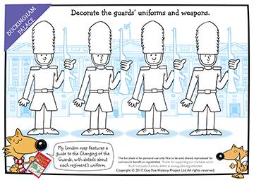 Create: Guard Uniforms