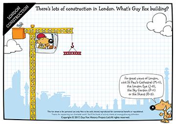Create: New Buildings in London