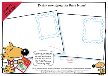 Create: Postage Stamps