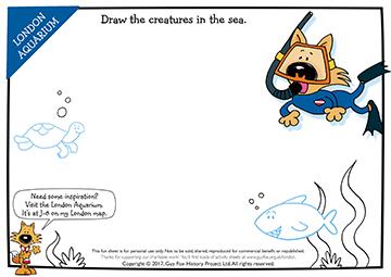 Create: Creatures in the Sea