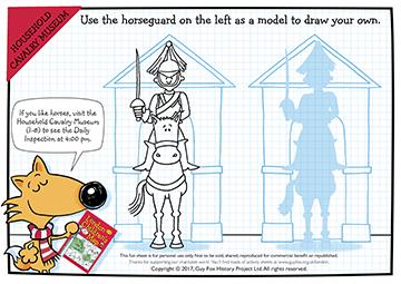 Create: Horseguards