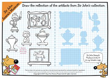 Create: Artifacts at Sir John Soane's House