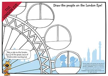 Create: People on the London Eye