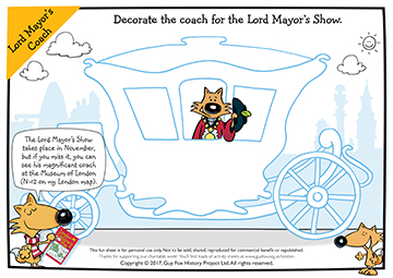 Create: The Lord Mayor's Coach