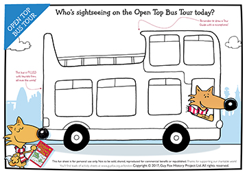 Create: An Open-Top Bus