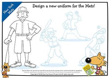 A New Uniform for the Mets