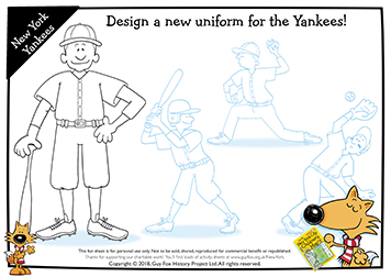 A New Uniform for the Yankees
