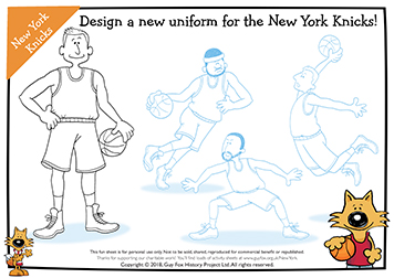 A New Uniform for the Knicks