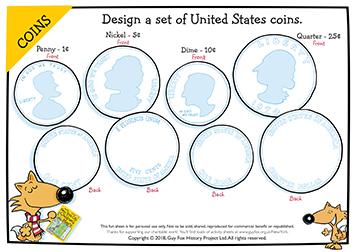 Design a Set of Coins