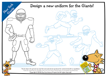 A New Uniform for the Giants