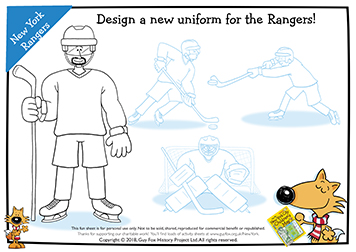 A New Uniform for the Rangers