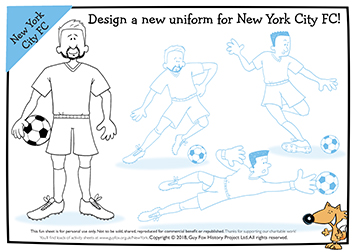 A New Uniform for New York City FC