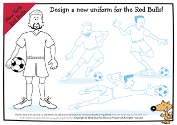 A New Uniform for the Red Bulls