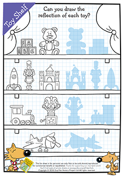 Draw the Toys