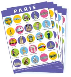 Paris Bingo