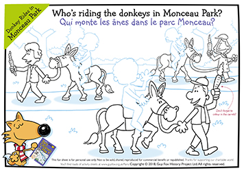 Who is Riding the Donkeys?