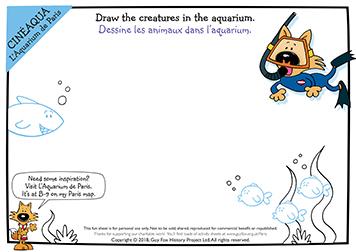 What's in the Paris Aquarium?