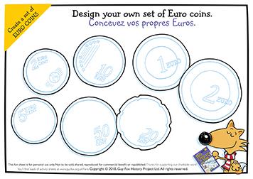 Design Your Own Euro Coins