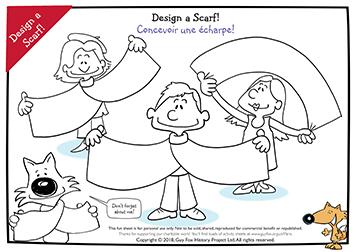 Design a Scarf