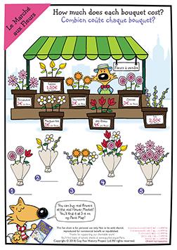 Flower Market Maths