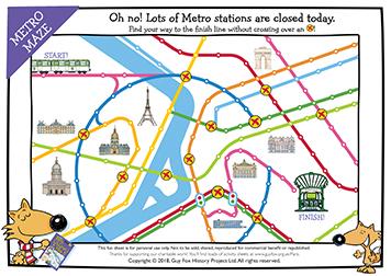 Metro Maze